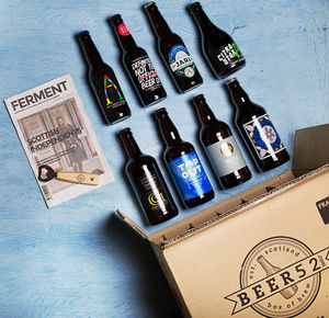 Three Month Craft Beer Subscription - gifts to drink