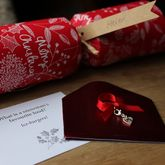 Personalised Luxury Christmas Cracker With Jewellery - christmas decorations