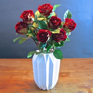 Artificial Red Rose - flowers & plants