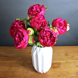 Faux Peony Stem - view all mother's day gifts