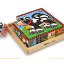 Cow and Friends Puzzle