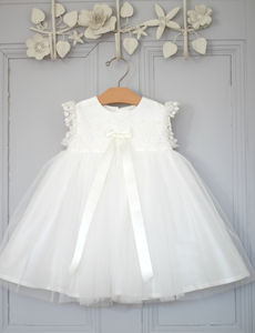 Christening Dress 'Luisa' - christening wear