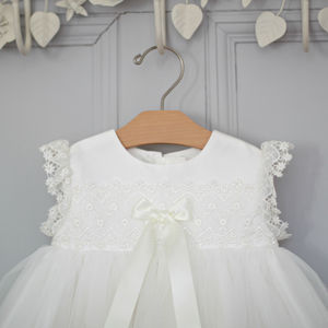 Christening Dress 'Luisa' - christeningwear