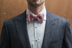 Knitted Bow Tie Club Monthly Subscription