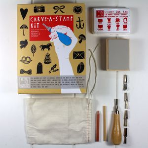 Carve A Stamp Creative Kit