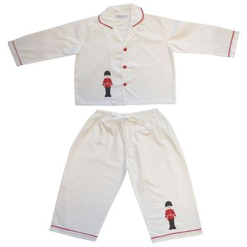 Kids London Beefeater Pyjamas