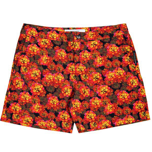 Men's Psychoflower Swim Shorts