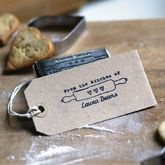 'From The Kitchen Of' Personalised Stamp - christmas decorations