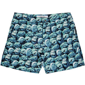 Men's Chocolate Chip Mint Swim Shorts