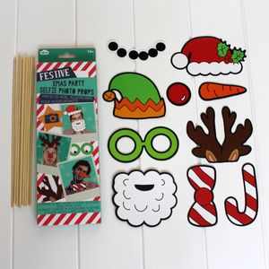 Photo Booth Selfies Christmas - toys & games