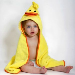 Animal Baby Hooded Towel - towels & bath mats