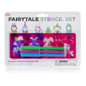 Fairytale Stencil Set