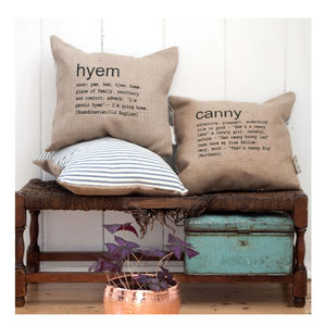 'Hyem' Cushion