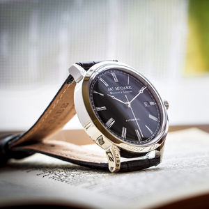 James McCabe Heritage Watch - distinctive dad jewellery