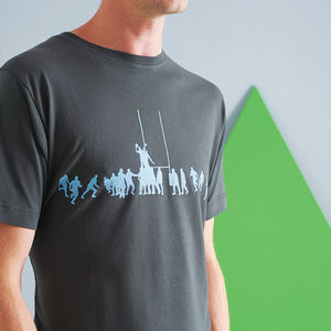 Rugby Lineout T Shirt