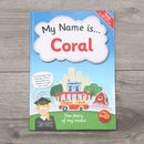 Personalised 'My Name Is…' Book