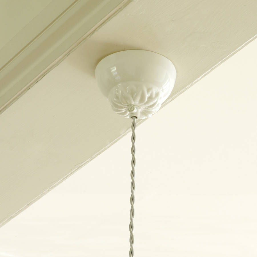 Round Ceiling Light Fitting