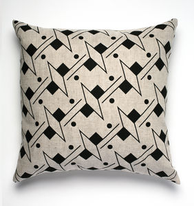 Walter Linen Cushion Cover - cushions