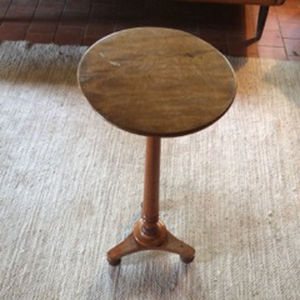 Victorian Pedestal Table