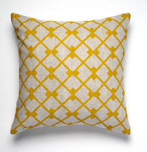 Dessau Linen Cushion Cover - cushions