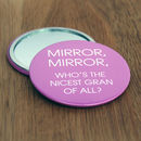 Mirror, Mirror Nan's Or Grandmother's Compact