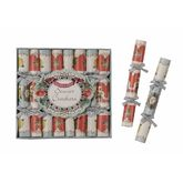 Afternoon Tea Saucer Crackers - christmas decorations