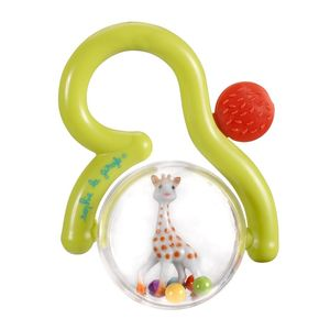 Giraffe Rattle For Babies And Toddlers