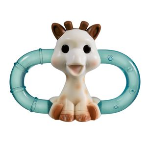 Double Ended Giraffe Ice Rattle
