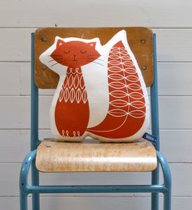 Cat Cushion - new in home