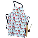 Christmas Red Robin Apron