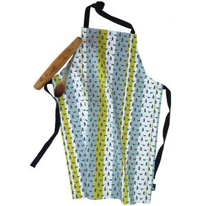 Dog Walker Stripe Apron