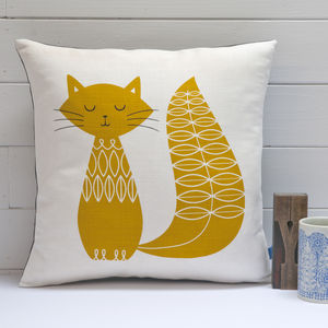 Cat Cushion Cover - cushions