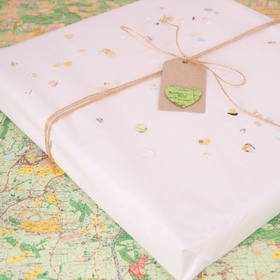 Personalised Wedding Gifts Glasgow : homepage > BOMBUS > PERSONALISED MAP LOCATION HEART PRINT WEDDING GIFT