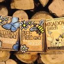 Trio Pack Of Bee, Butterfly And Meadow Patch Seeds