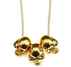 Skull Necklace - necklaces & pendants