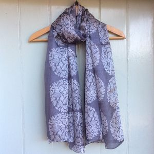 Large 'Tree Of Life' Pure Silk Scarf - for grandmothers