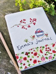 Personalised Berry Diary