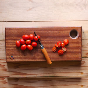 Square Edge Cornish Chopping Board