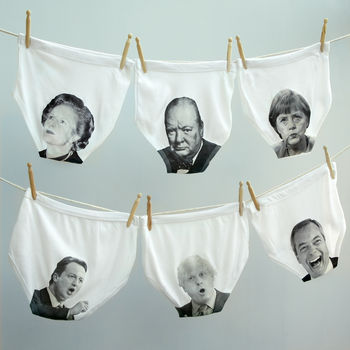 Political Man Pants Range