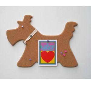 Doggie Cork Pinboard