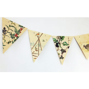 Christmas Bunting - christmas parties & entertaining