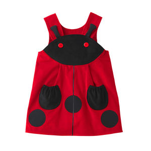 Girls Ladybird Dress Up Costume - fancy dress