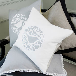 Rowen And Wren Cushion - cushions
