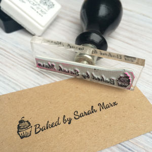 Baked By Stamp - gifts for bakers