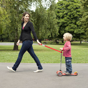 Scoot 'N' Pull - outdoor toys & games