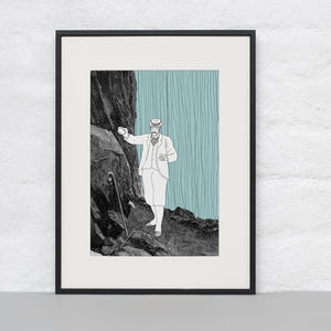 Reichenbach Falls Print - gifts by category