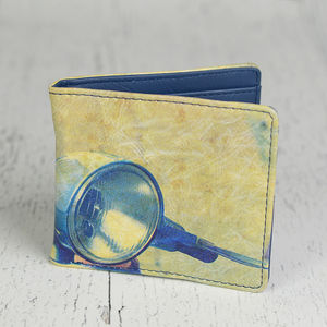 Scooter Wallet