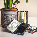 Classic Book Case For iPhone Five/ 5S