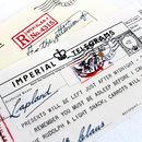 Letter From Santa Telegram