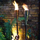 Olympic Oil Torch - garden